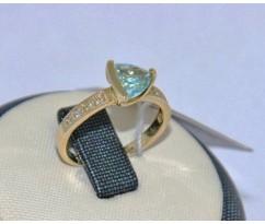 Уникальное авторское женское кольцо art: 70172