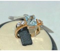 Уникальное авторское женское кольцо art: 70209