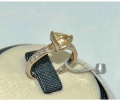 Уникальное авторское женское кольцо art: 70173