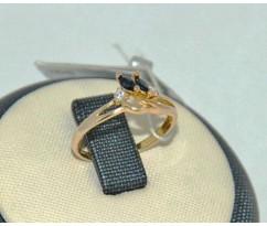 Уникальное авторское женское кольцо art: 70174