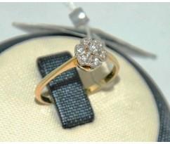 Уникальное авторское женское кольцо art: 70211