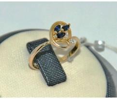 Уникальное авторское женское кольцо art: 70176
