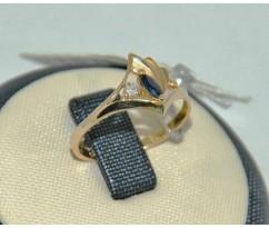 Уникальное авторское женское кольцо art: 70177