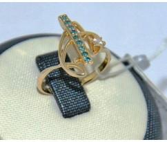 Уникальное авторское женское кольцо art: 70215