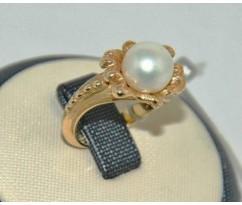 Уникальное авторское женское кольцо art: 70219