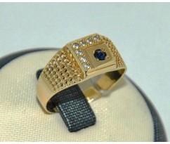 Мужское эксклюзивное кольцо art: 70240