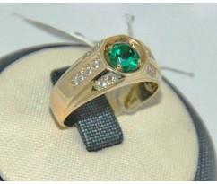 Мужское эксклюзивное кольцо art: 70241