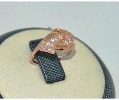 Уникальное авторское женское кольцо art: 70179