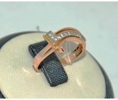 Мужское эксклюзивное кольцо art: 70244