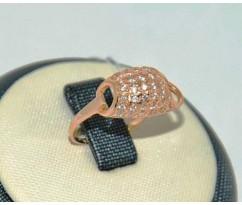 Уникальное авторское женское кольцо art: 70182