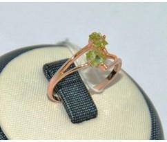 Уникальное авторское женское кольцо art: 70183
