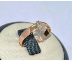 Уникальное авторское женское кольцо art: 70184