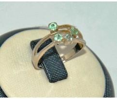 Уникальное авторское женское кольцо art: 70187