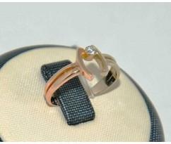 Уникальное авторское женское кольцо art: 70189