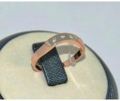 Уникальное авторское женское кольцо art: 70191