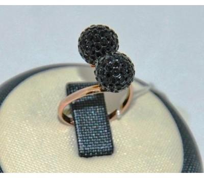 Уникальное авторское женское кольцо art: 70194