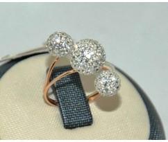 Уникальное авторское женское кольцо art: 70195