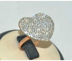 Уникальное авторское женское кольцо art: 70198