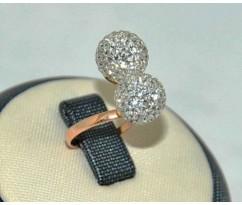Уникальное авторское женское кольцо art: 70201