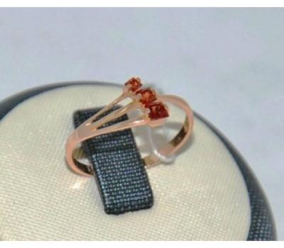 Уникальное авторское женское кольцо art: 70202