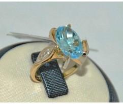 Уникальное авторское женское кольцо art: 70221
