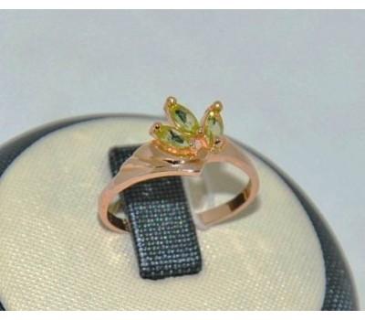 Уникальное авторское женское кольцо art: 70203