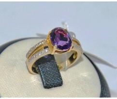 Уникальное авторское женское кольцо art: 70224