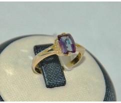 Уникальное авторское женское кольцо art: 70225