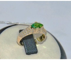 Уникальное авторское женское кольцо art: 70226