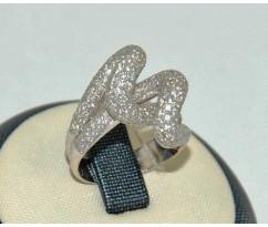 Уникальное авторское женское кольцо art: 70227