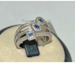 Уникальное авторское женское кольцо art: 70231