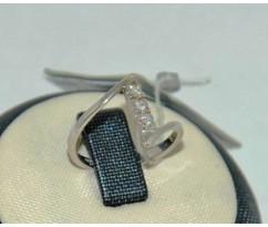 Уникальное авторское женское кольцо art: 70205