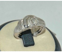 Уникальное авторское женское кольцо art: 70238
