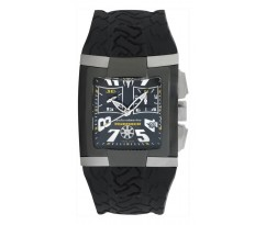 Часы Hummer Black Dial Stainless Steel Men's Watch XSMSH