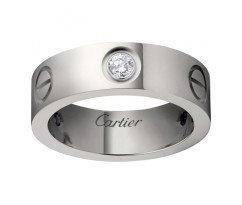 Кольцо в стиле Cartier Love Classic 3 артикул: 5048