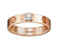 Кольцо в стиле Cartier Love Engagement ring артикул:5056