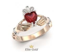 Ирландское кольцо Red Heart Petite артикул: 5301
