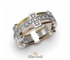 Женское авторское кольцо Eternal Love артикул: 5375