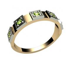 Помолвочное кольцо, ручная работа индивидуальное артикул: 1236