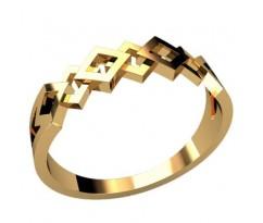 Помолвочное кольцо, ручная работа индивидуальное артикул: 2354