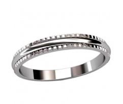 Помолвочное кольцо, ручная работа индивидуальное артикул: 2469