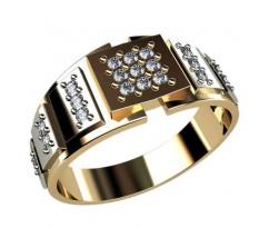 Кольцо для мужчин качественной, ручная работа артикул: 3037