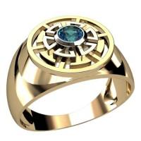 Кольцо для мужчин качественной, ручная работа артикул: 3039