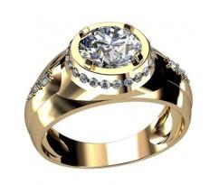 Кольцо для мужчин качественной, ручная работа артикул: 3040
