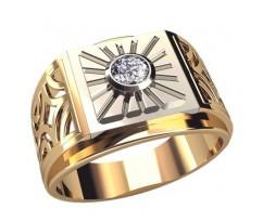 Кольцо для мужчин качественной, ручная работа артикул: 3051