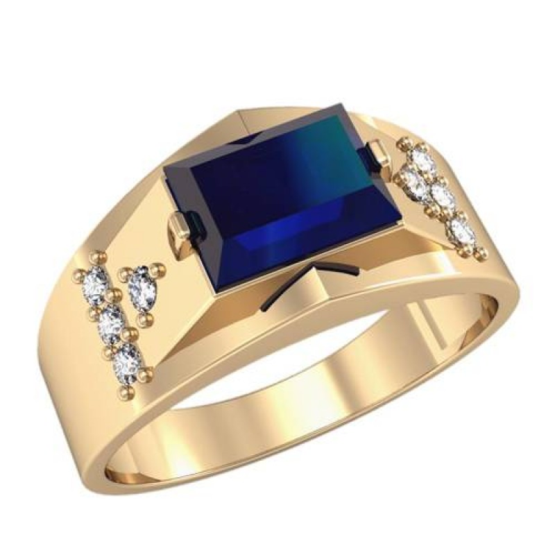 Кольцо мужское Артикул: 3067 - купить в интернет магазине goldenparadise, Нижний Новгород - id# 45107