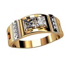 Кольцо для мужчин качественной, ручная работа артикул: 3091