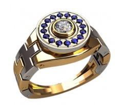 Кольцо для мужчин качественной, ручная работа артикул: 3116
