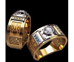 Кольцо для мужчин качественной, ручная работа артикул: 3149