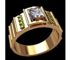 Кольцо для мужчин качественной, ручная работа артикул: 3155